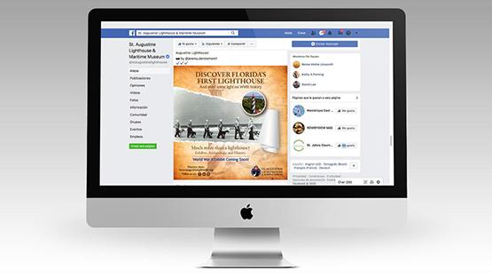 St. Agustin Light House Facebook Add