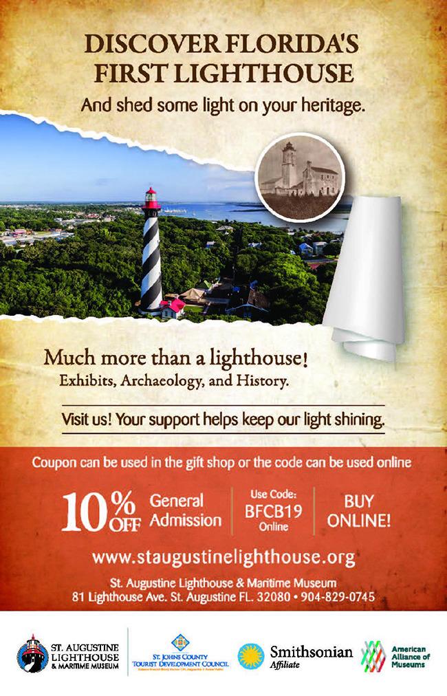 St. Agustin Light House Add